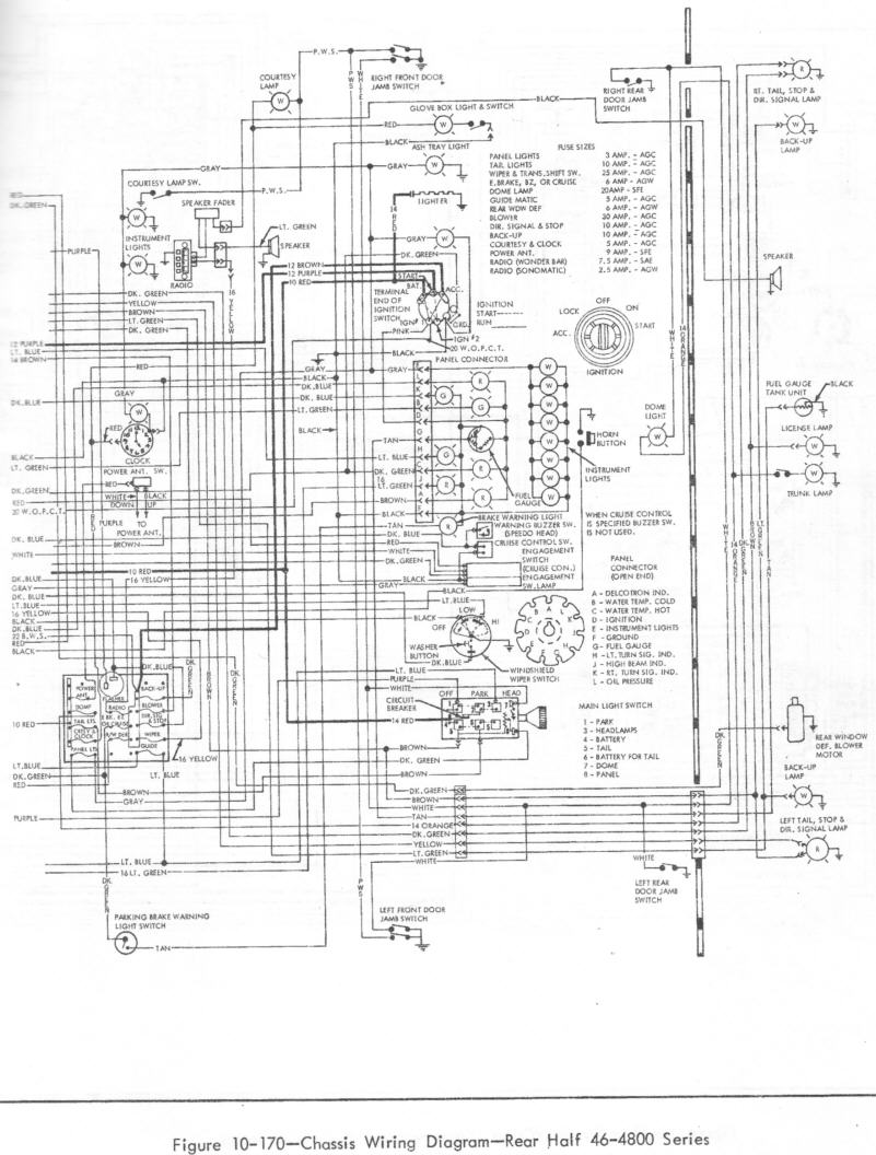 Schematics Chassis Wiring Diagram